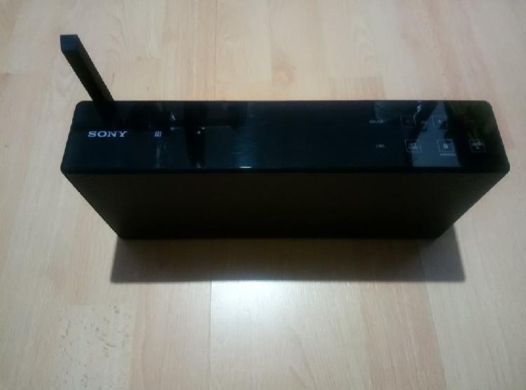 Altavoz bluetooth wifi portátil sony srs x7