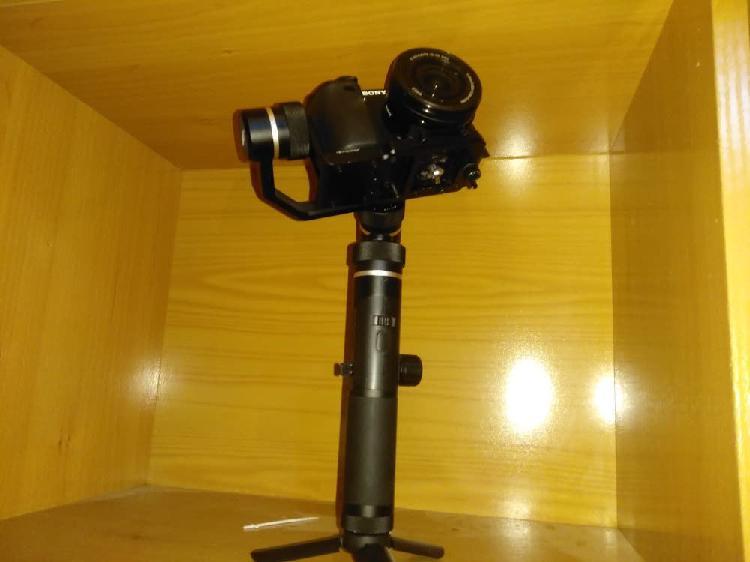 Gimbal cámaras fotos
