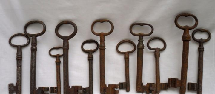 Grupo de 11 llaves