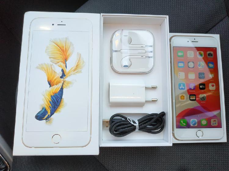 Iphone 6s plus 128gb dorado