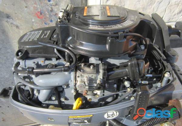 Motor fueraborda yamaha 8cv 4t