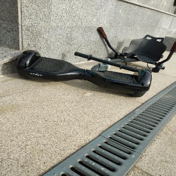 Patinete eléctrico hoverboard windgoo