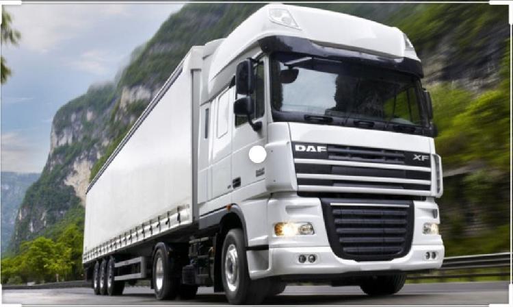Se ofrece conductor trailer