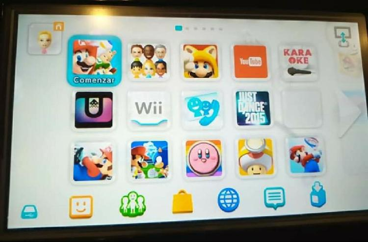 Wii u premiun pack