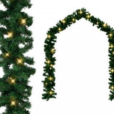 242425 guirnalda de navidad con luces led 20 m
