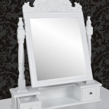 60628 tocador con espejo abatible rectangular...