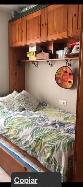 Altillo y/o cama nido madera maciza