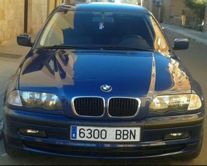 Bmw serie3 e46 136cv 2000