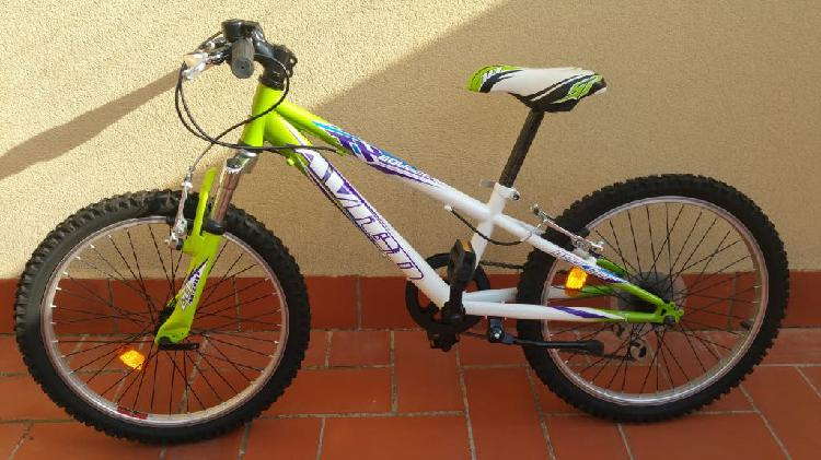 Bicicleta mtb aviso boulder