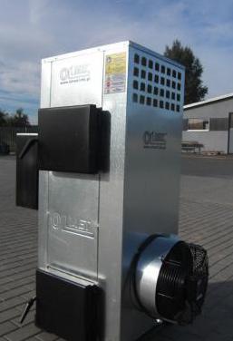 Calentador de aire ng30 kw (hasta 400 m2)