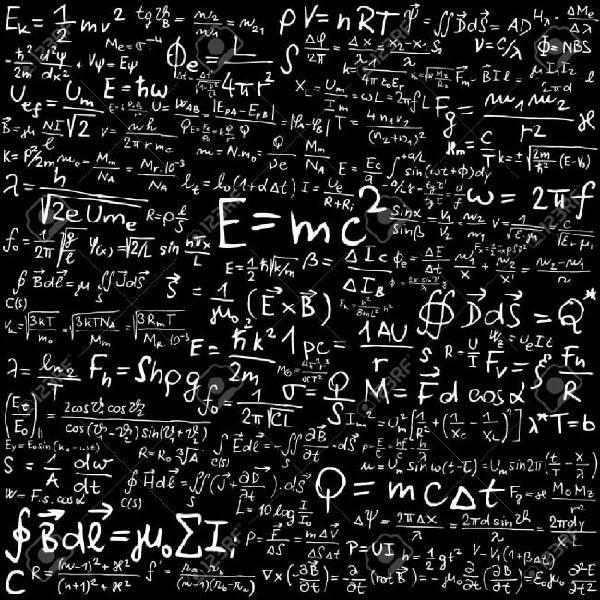 Clases de matemáticas y física en pts
