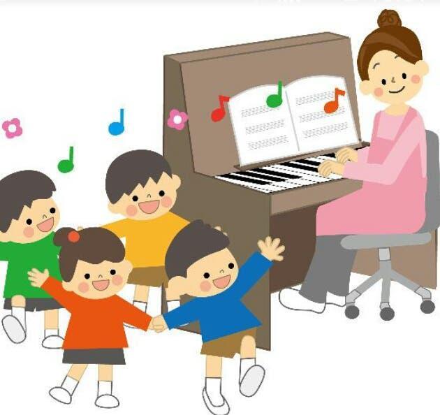 Clases de piano /iniciación musical
