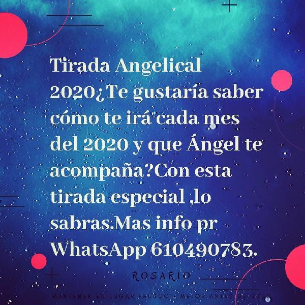 Consulta angelical 2020
