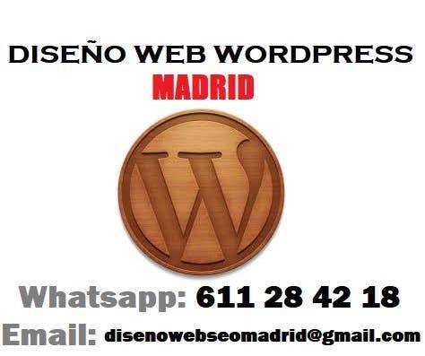 Diseno web wordpress en madrid woocommerce tiendas