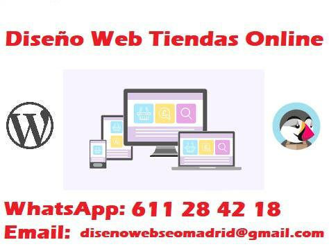 Diseño web seo tiendas online madrid