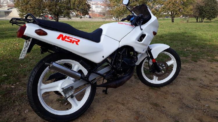 Honda nsr 75 (dos motos)