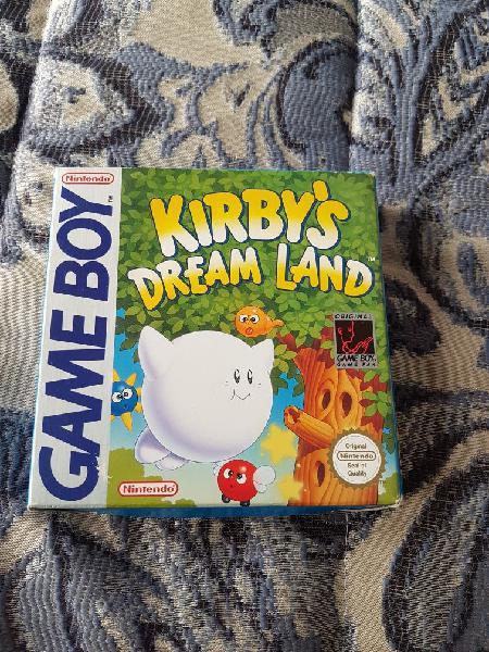 Kirby's dream land pal uk