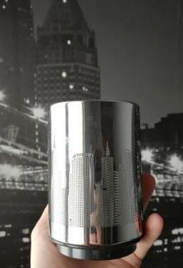 Lámpara luz ambiente new york