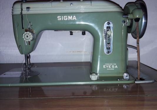 Maquina Coser Sigma Anuncios Marzo Clasf