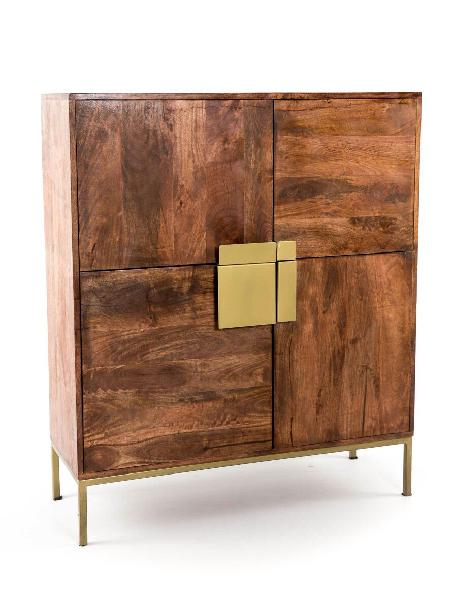 Mueble bar madera