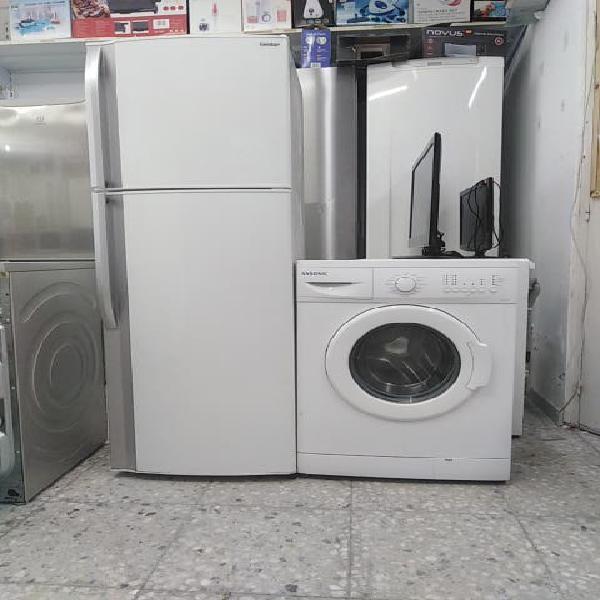 Oferta navera y lavadora