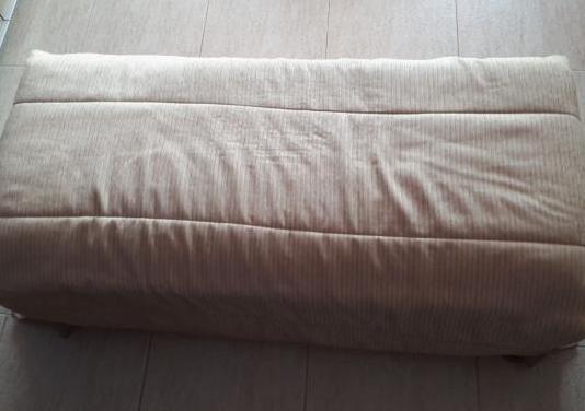 Puff cama de matrimonio 140x190