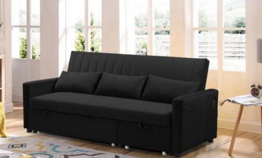 Sofá cama nuevo [ mikey]