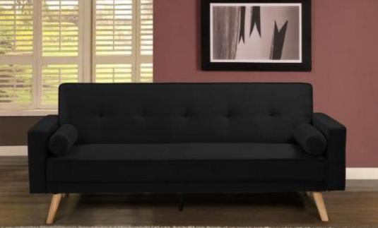 Sofa cama joey tela terciopelo 204*80cm
