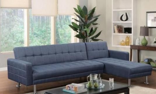 Sofá cama chaise longue (km-16040s)