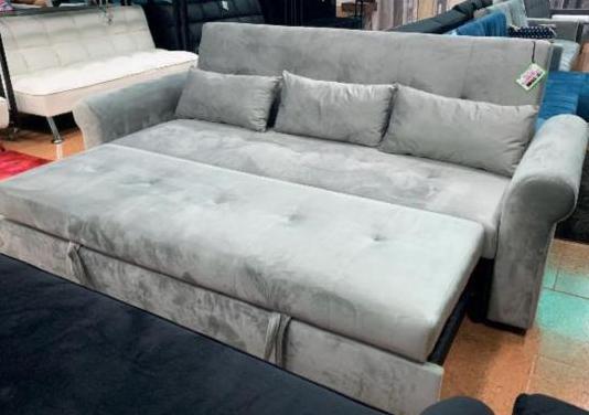 Sofá cama de 3 plazas de estilo italiano rachel
