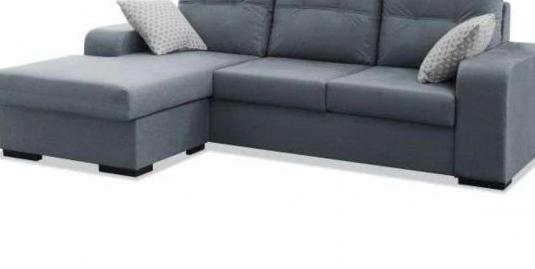 Sofá y mueble salón