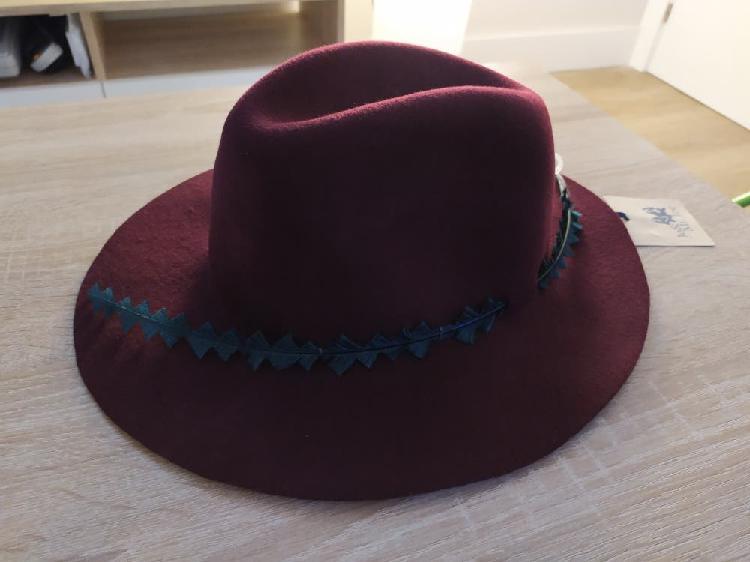 Sombrero jo&mr.joe lana nuevo