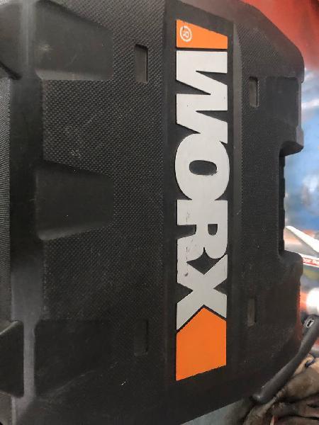 Taladro a batería worx