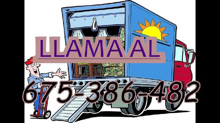 Transportes, traslados y minimudanzas baratas 24/0