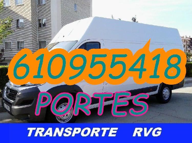 Transportes y traslados low cost catalunya