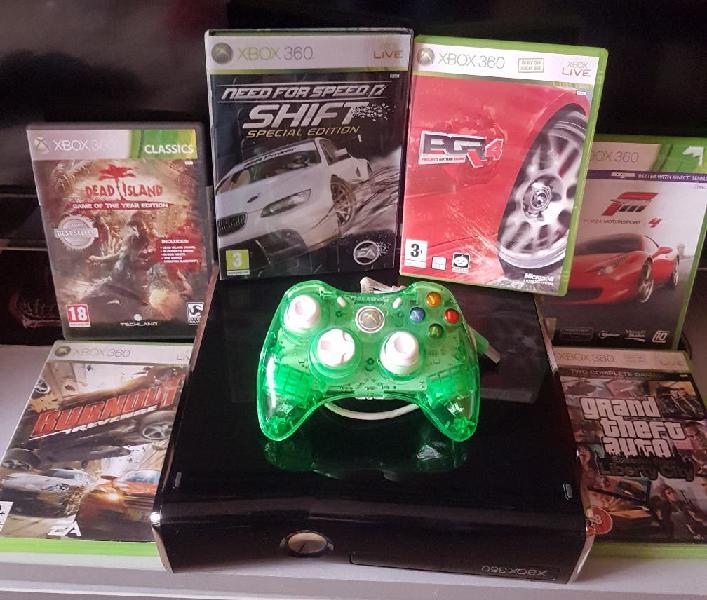 Xbox 360 elite 250 gb