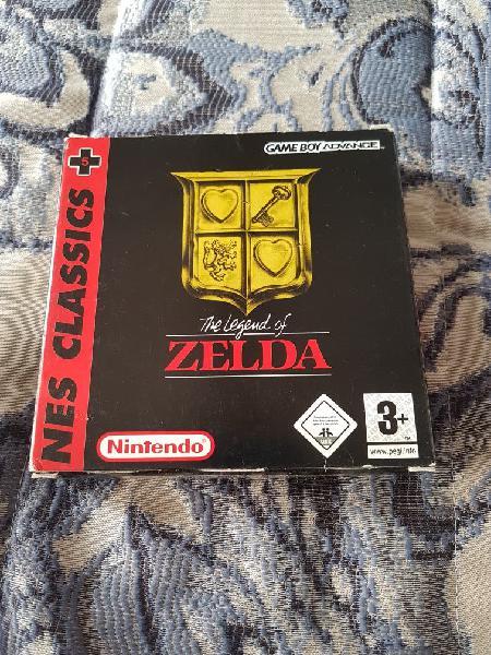 Zelda nes classics