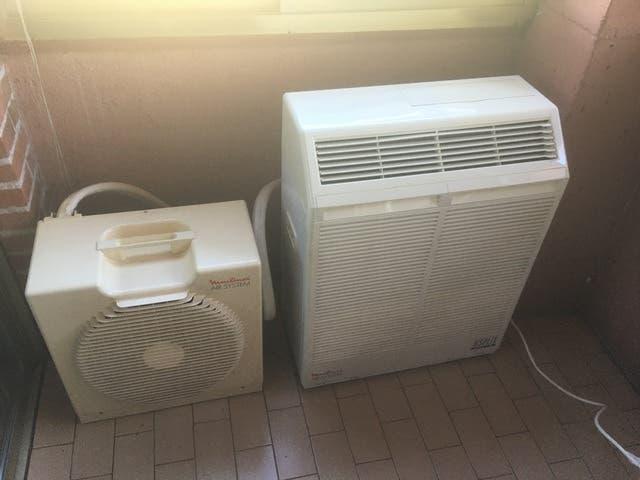 Aire acondicionado para frio y calor urge venta