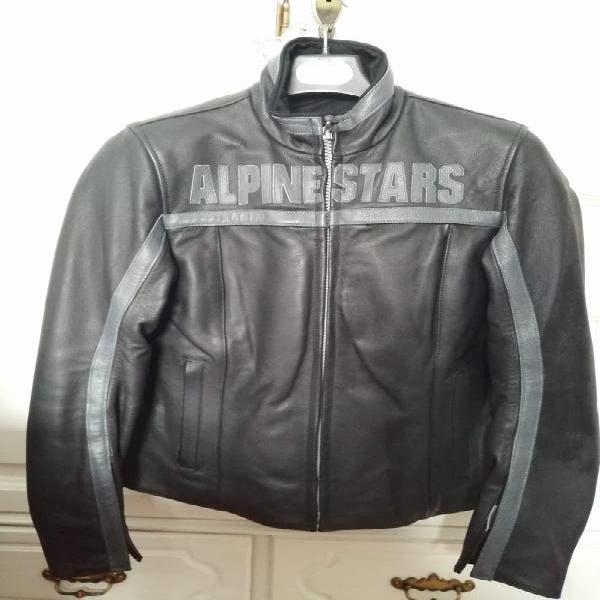 Cazadora moto mujer alpinestar stella