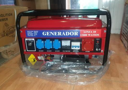 Generador de luz 12.000 wattios