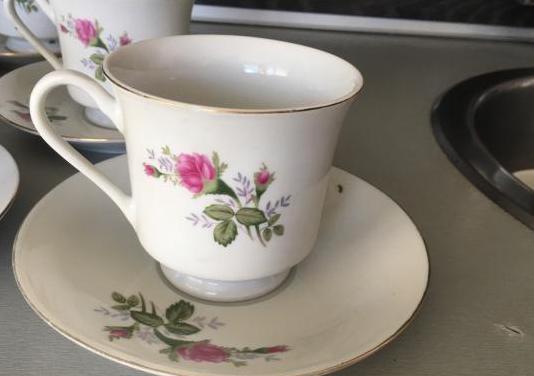 platillo-Top-Wedgwood Amherst-taza de café