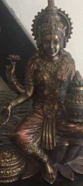 Lakshmi buda india