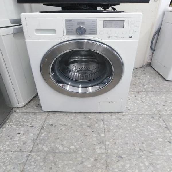 Lavadora 8kg rpm 1000