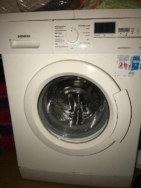 Lavadora siemens no funciona para arreglar