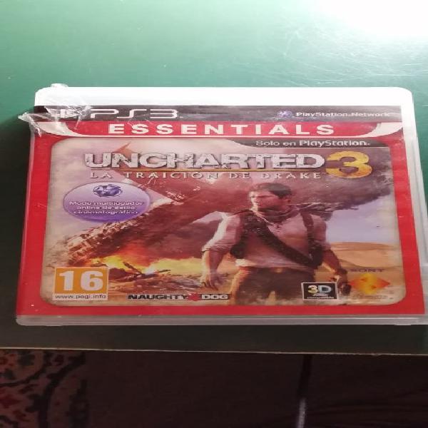 Uncharted 3