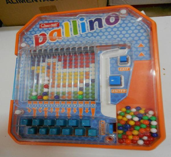 Antiguo juego pallino tipo pinball made in italy