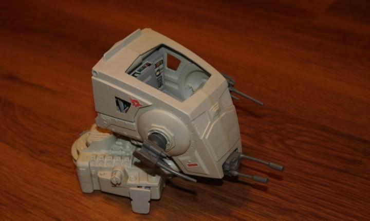 Accesorio pieza at-st vehículo imperial star wars kenner