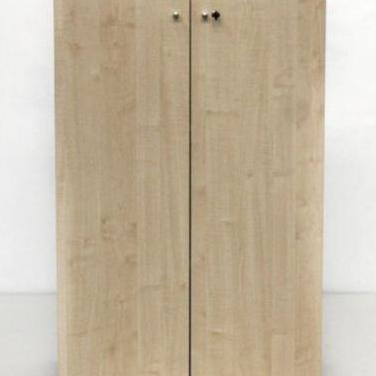Armario medio de madera para oficina u hogar 1...