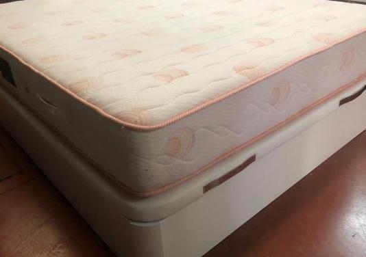 Canapé colch.marpe visco 2/caras 150x190