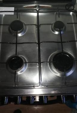 Cocina gas natural zanussi zcg212g1xa